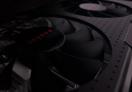 AMD Radeon RX 580 gaming videókártya