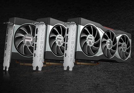 AMD Radeon RX 6800 XT gaming videókártya