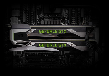 NVIDIA videokártya GeForce GTX