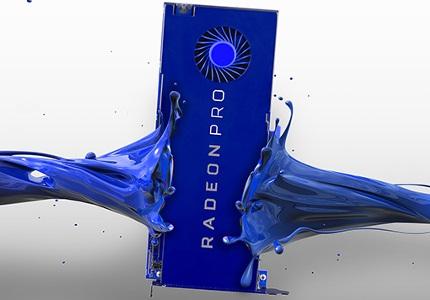 AMD Radeon FirePro professzionális videókártya