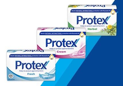 Protex klasszikus antibakteriális szappan