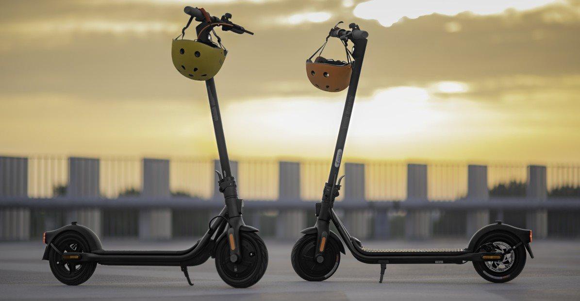 Ninebot Kickscooter F25E by Segway elektromos roller